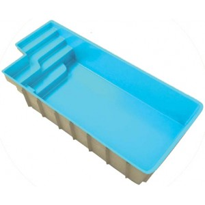 Types de piscine for Budget piscine coque